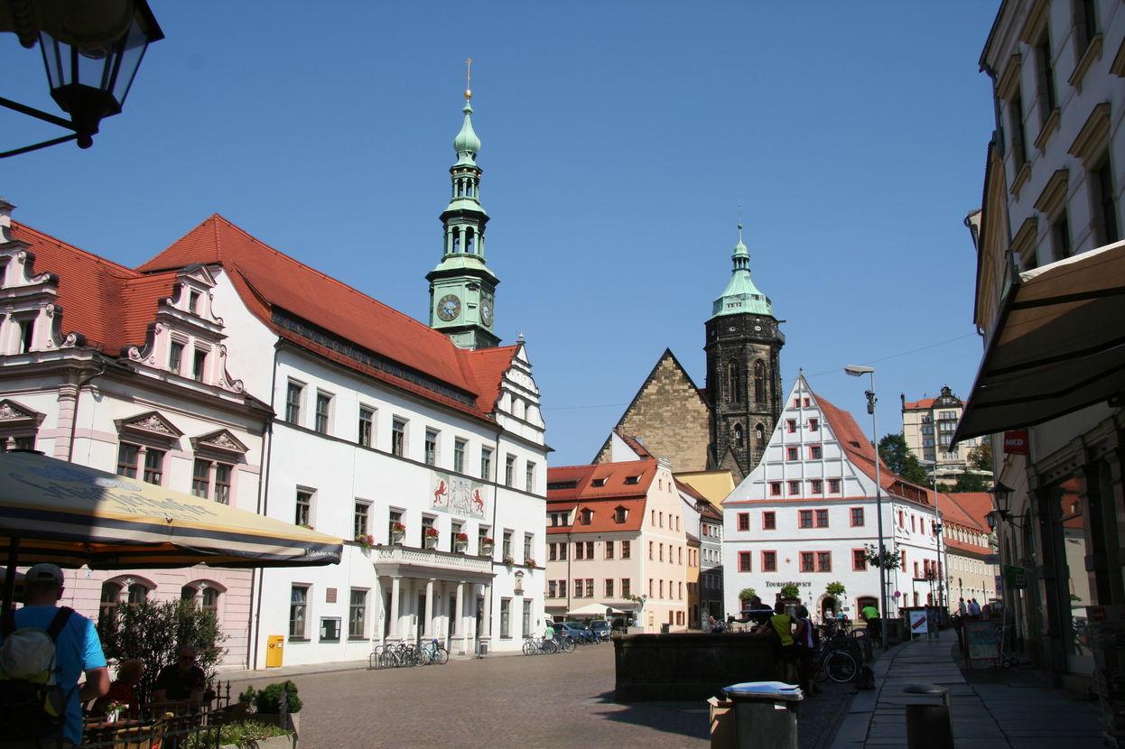 Große Kreisstadt Pirna