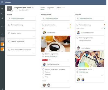 Microsoft Planner Office 365 Teams
