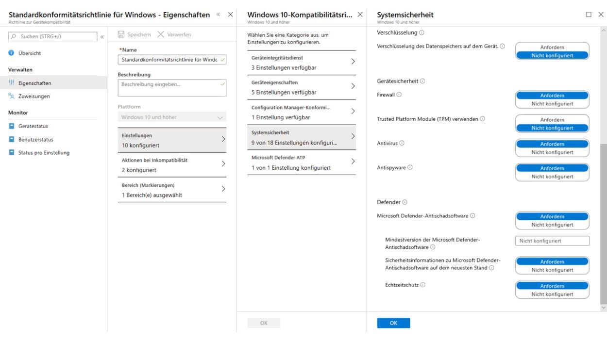 Microsoft Intune Office 365 gerätekompatibilität
