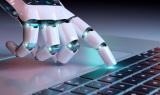 Megamenü UT Automatisierung Roboterhand Tastatur